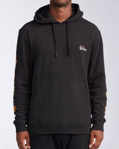 0 Lei Day - Hoodie for Men Negro V1FL20BIW0 Billabong