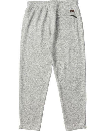 4 Boundary - Pantalon de jogging pour Homme Gris V1PT06BIMU Billabong