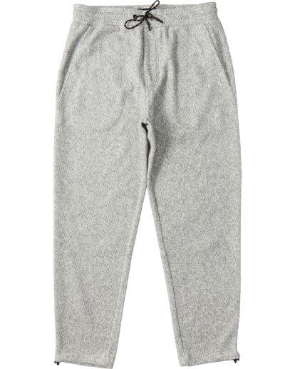 3 Boundary - Pantalon de jogging pour Homme Gris V1PT06BIMU Billabong