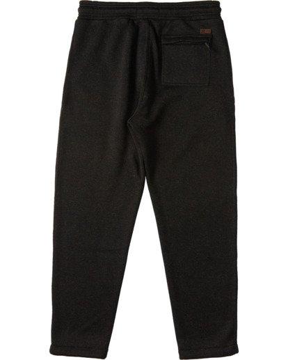 4 Boundary - Pantalon de jogging pour Homme Noir V1PT06BIMU Billabong