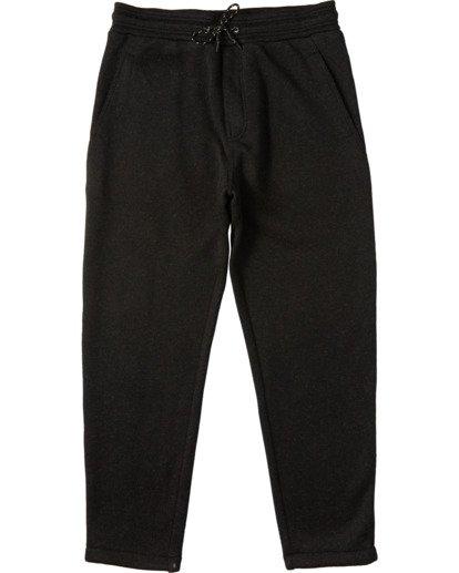 3 Boundary - Pantalon de jogging pour Homme Noir V1PT06BIMU Billabong