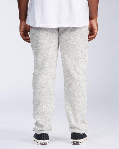 1 Boundary - Pantalon de jogging pour Homme Gris V1PT06BIMU Billabong