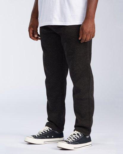 2 Boundary - Pantalon de jogging pour Homme Noir V1PT06BIMU Billabong