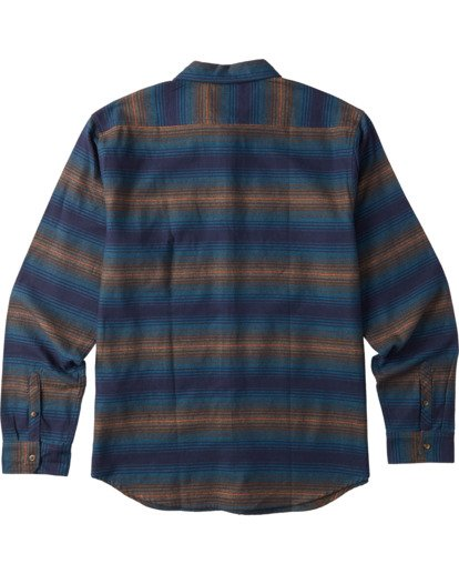 7 Coastline - Camisa de pana para Hombre Azul V1SH04BIW0 Billabong
