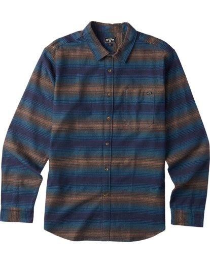 6 Coastline - Camisa de pana para Hombre Azul V1SH04BIW0 Billabong