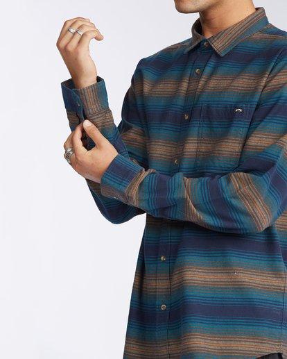 5 Coastline - Camisa de pana para Hombre Azul V1SH04BIW0 Billabong