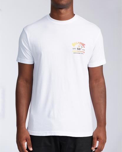 0 Pipe Master - T-Shirt for Men White V1SS38BIW0 Billabong