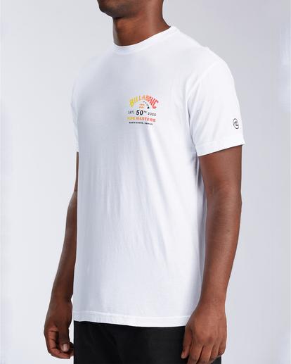 1 Pipe Master - T-Shirt for Men White V1SS38BIW0 Billabong