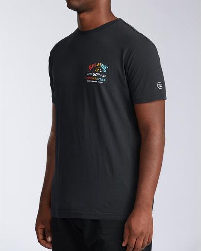 1 Pipe Master - T-Shirt für Männer Schwarz V1SS38BIW0 Billabong