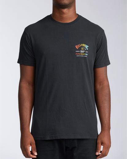 0 Years - T-shirt para Homem Black V1SS39BIW0 Billabong