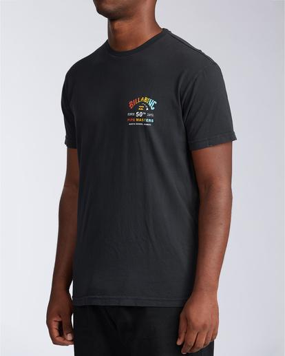 1 Years - T-shirt para Homem Black V1SS39BIW0 Billabong