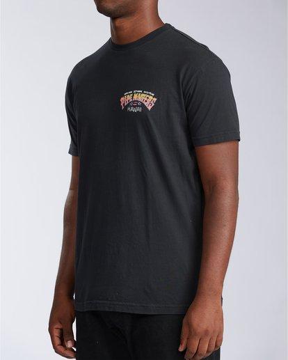 1 Pipe Tube Art - T-Shirt for Men Black V1SS40BIW0 Billabong