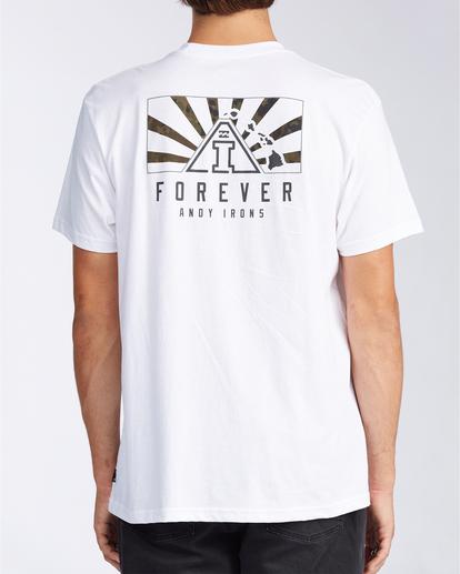 2 AI Forever Sunrise - T-Shirt for Men White V1SS42BIW0 Billabong