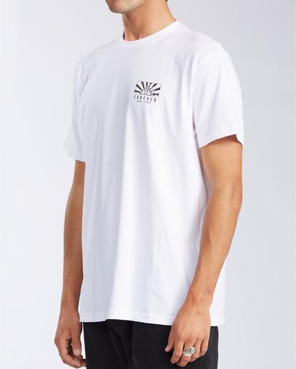 1 AI Forever Sunrise - T-Shirt for Men White V1SS42BIW0 Billabong