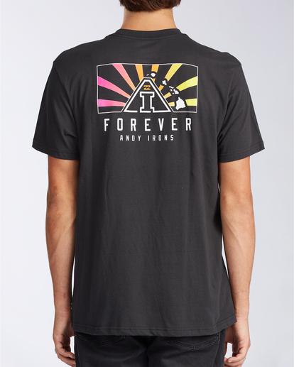 2 AI Forever Sunrise - T-Shirt for Men Black V1SS42BIW0 Billabong