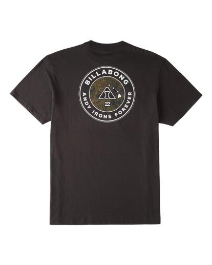 1 AI Forever - T-shirt pour Homme Noir V1SS43BIW0 Billabong