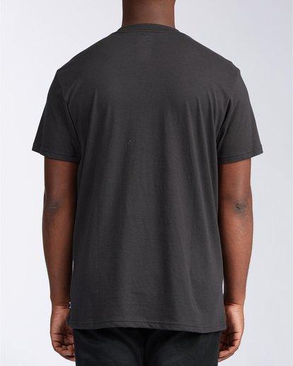 1 AI For President - Camiseta para Hombre Negro V1SS44BIW0 Billabong