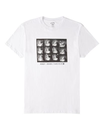 3 AI Forever Cigar - T-Shirt for Men White V1SS45BIW0 Billabong