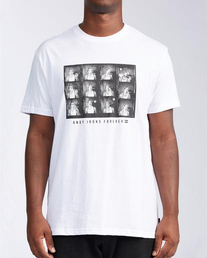0 AI Forever Cigar - T-Shirt for Men White V1SS45BIW0 Billabong