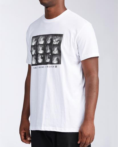 1 AI Forever Cigar - T-Shirt for Men White V1SS45BIW0 Billabong