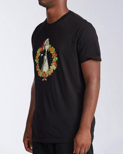 2 Aloha Grinch - T-Shirt for Men Black V1SS47BIW0 Billabong