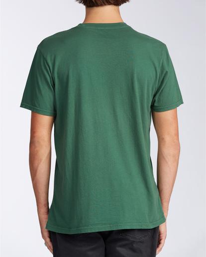 2 Xray - T-shirt avec poche pour Homme Vert V1SS52BIW0 Billabong