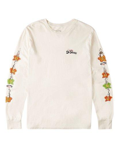 0 Lei Day - T-shirt pour Garçon Blanc V2LS03BIW0 Billabong