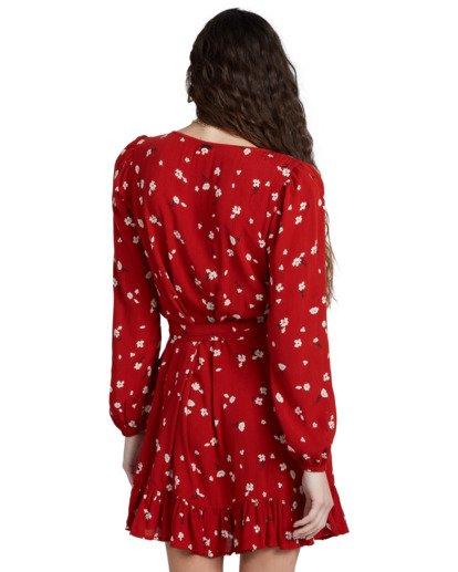 5 Lovin You - Vestido envolvente para Mujer  V3DR08BIW0 Billabong