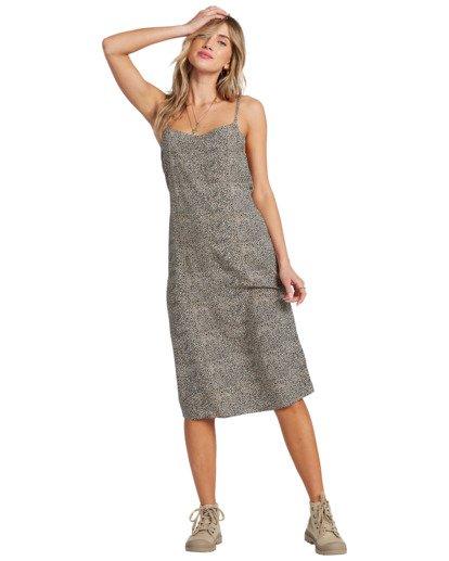 4 Sandy Beach - Vestido de medio largo para Mujer  V3DR09BIW0 Billabong