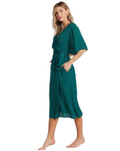7 Shorebreak - Wickelkleid für Frauen  V3DR10BIMU Billabong