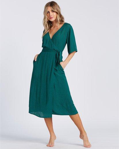 2 Shorebreak - Wickelkleid für Frauen  V3DR10BIMU Billabong