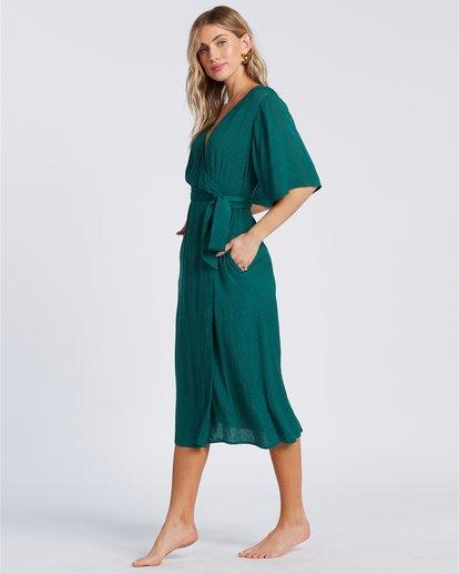 4 Shorebreak - Wickelkleid für Frauen  V3DR10BIMU Billabong
