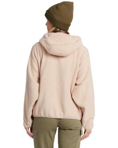 5 Tofino Snap Front - Chaqueta polar para Mujer  V3FL04BIMU Billabong