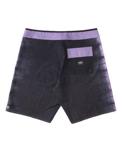 "1 D Bah Airlite 19"" - Recycled Board Shorts for Men Blue W1BS20BIP1 Billabong"