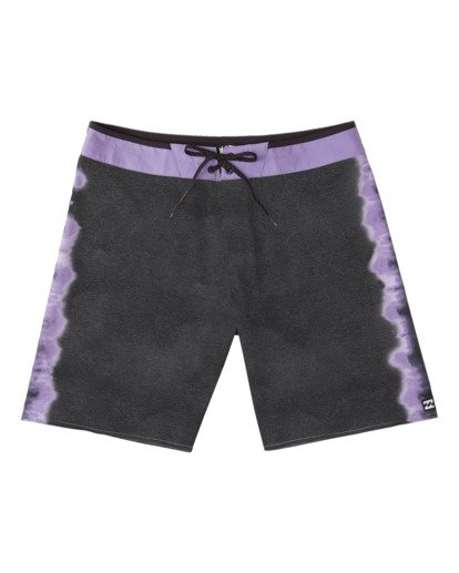 "0 D Bah Airlite 19"" - Recycled Board Shorts for Men Blue W1BS20BIP1 Billabong"