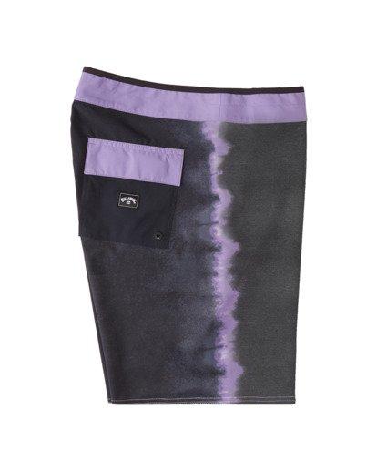 "2 D Bah Airlite 19"" - Recycled Board Shorts for Men Blue W1BS20BIP1 Billabong"