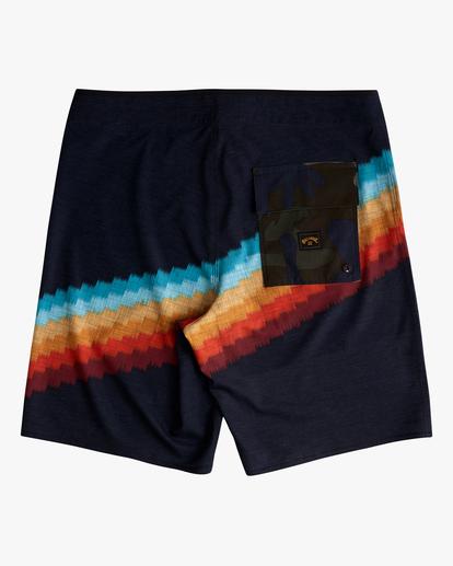 "1 T Street Airlite 19"" - Board Shorts for Men Black W1BS21BIP1 Billabong"