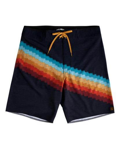 "0 T Street Airlite 19"" - Board Shorts for Men Black W1BS21BIP1 Billabong"