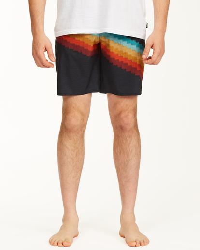 "2 T Street Airlite 19"" - Board Shorts for Men Black W1BS21BIP1 Billabong"