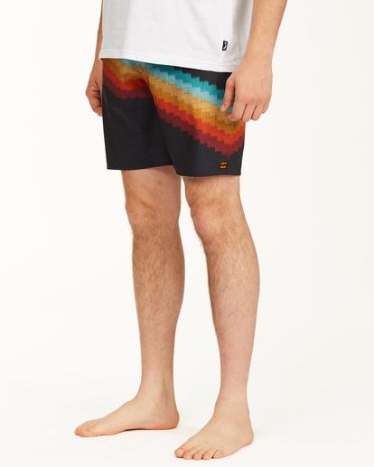 "3 T Street Airlite 19"" - Board Shorts for Men Black W1BS21BIP1 Billabong"