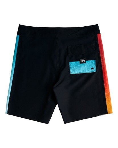"1 D Bah Pro 19"" - Recycled Board Shorts for Men Blue W1BS39BIP1 Billabong"
