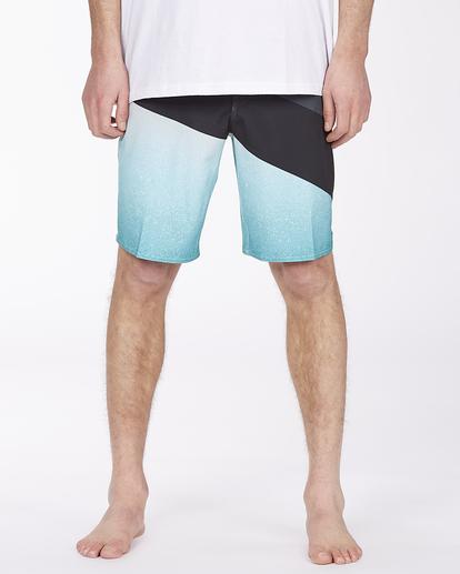 2 T Street Pro - Boardshorts für Männer Blau W1BS41BIP1 Billabong