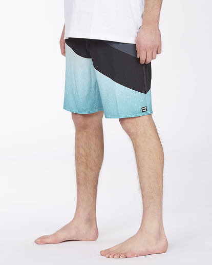 3 T Street Pro - Boardshorts für Männer Blau W1BS41BIP1 Billabong