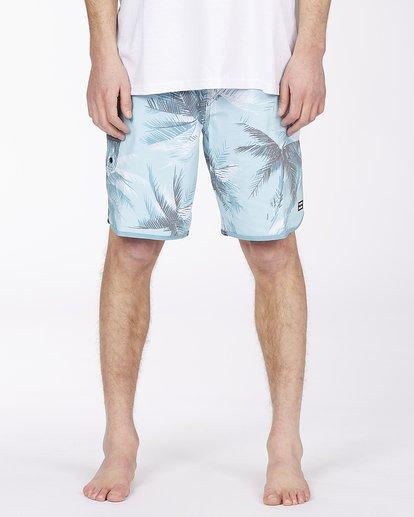 "2 73 Lineup Pro 20"" - Board Shorts for Men Blue W1BS42BIP1 Billabong"
