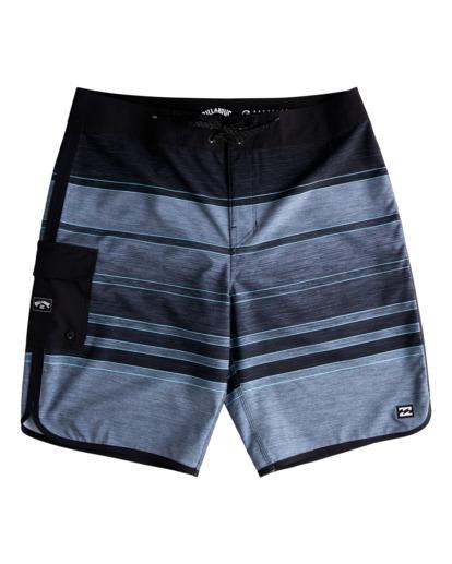 """0 73 Stripe Pro 19"""" - Boardshort pour Homme Noir W1BS43BIP1 Billabong"""