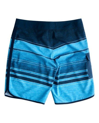"""1 73 Stripe Pro 19"""" - Board Shorts for Men Blue W1BS43BIP1 Billabong"""