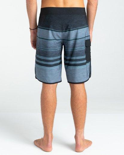 """3 73 Stripe Pro 19"""" - Boardshort pour Homme Noir W1BS43BIP1 Billabong"""