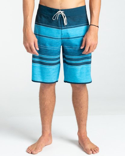 "2 73 Stripe Pro 19"" - Boardshort pour Homme Bleu W1BS43BIP1 Billabong"