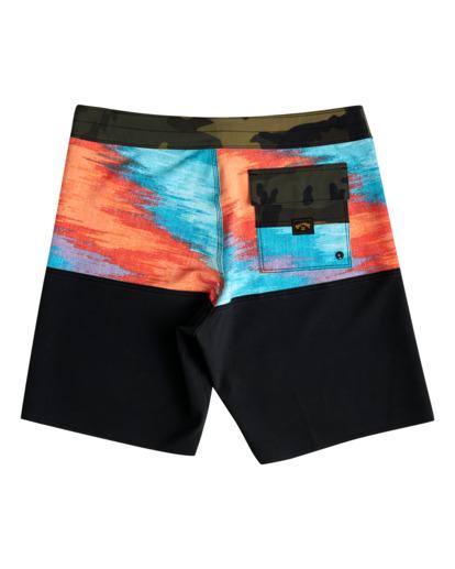 1 50Fifity Pln Pro - Board Shorts for Men Red W1BS44BIP1 Billabong