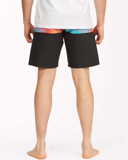 5 50Fifity Pln Pro - Board Shorts for Men Red W1BS44BIP1 Billabong